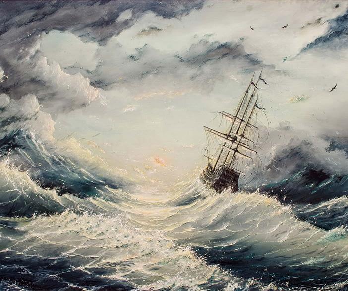 Orientierung in stürmischen Zeiten